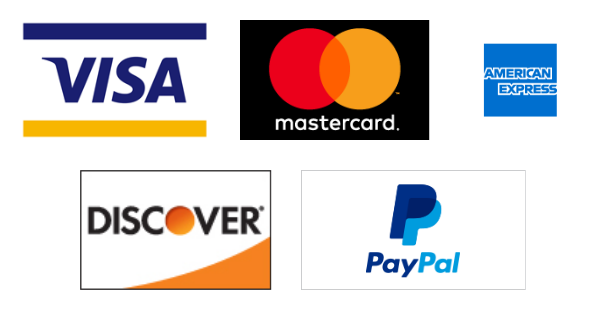 accepted online payments